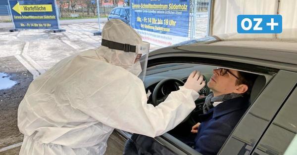 Neue Testzentren in Griebenow, Abtshagen und Grimmen