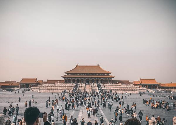 China versucht den digitalen System-Change