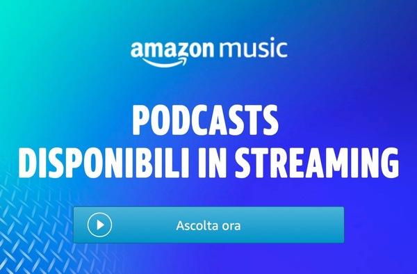 I podcast sono arrivati su Amazon Music - Macitynet.it