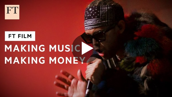 How to make money in the music business | FT Film