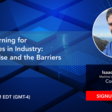 Deep Learning for Time Series in Industry: The Promise and the Barriers | Meetup