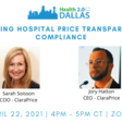 Solving Hospital Price Transparency Compliance | Meetup