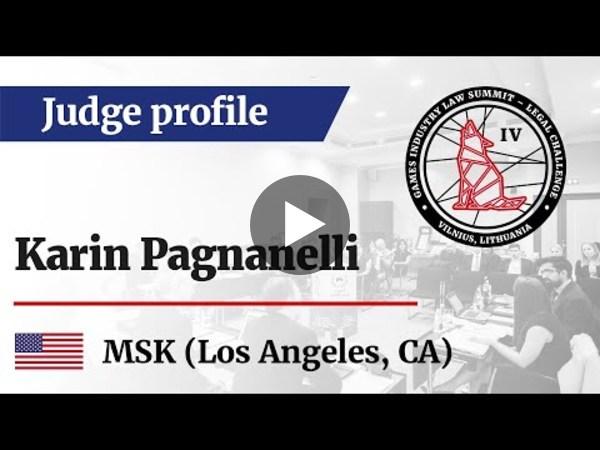 LC IV Judge profile – Karin Pagnanelli, Partner at MSK (US)