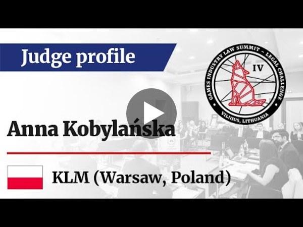 LC IV Judge profile – Anna Kobylańska, Partner at KLM (US)