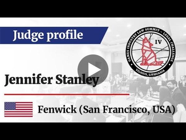 LC IV Judge profile – Jennifer Stanley, Partner at Fenwick (US)
