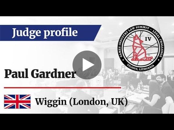 LC IV Judge profile – Paul Gardner, Partner at Wiggin (UK)