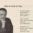 William Carlos Williams Tries to Reach His Word Count by Michelle Cohn [McSweeney's]