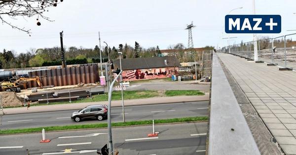 Am 19. Mai fällt die marode Brücke