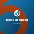 Weekly newsletter of 6prog - Issue #1