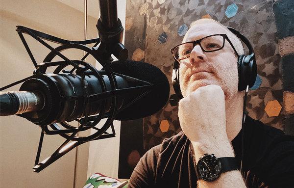 Podcast over creative wellness