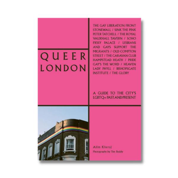 📚 Queer London by Alim Kheraj