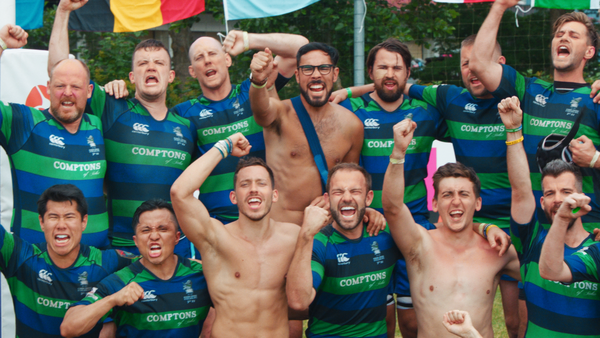 🎥 Steelers: The World's First Gay Rugby Club