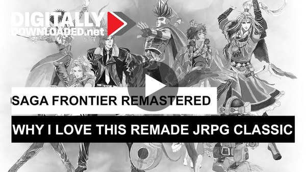 SaGa Frontier Remastered: Why I love this remade JRPG classic