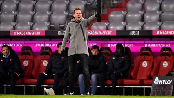 Wie RB Leipzigs Coach Nagelsmann sich selbst ins Schaufenster stellt
