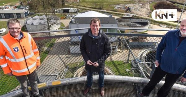 Ins Kieler Klärwerk fließen Millionen für neue Klärschlammentwässerung