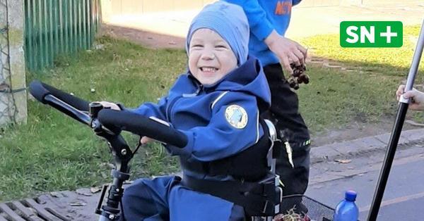 Seltene Muskelkrankheit: So will Anthony Lee den schwerkranken Quinn und die Kinderkrebshilfe unterstützen