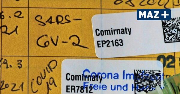 Digitaler Impfpass in Brandenburg schon ab Juni?