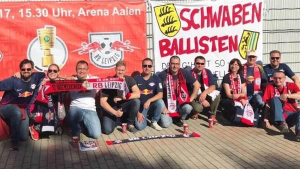 RB Leipzigs OFCs: Für die Schwabenballisten ist jede Partie ein Auswärtsspiel