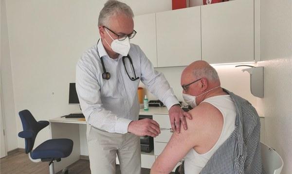 Corona: Die Praxen impfen mit - Heidekreis - Walsroder Zeitung