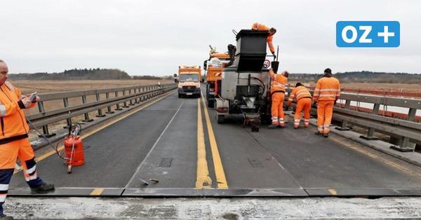 A-20-Loch bei Tribsees: Bauarbeiten werden teurer und dauern länger