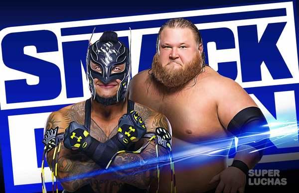 WWE SMACKDOWN 16 de abril 2021 | Resultados en vivo | Rey Mysterio vs. Otis