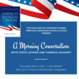America's Bilingual Century - Webinar with Steve Leveen and Fabrice Jaumont