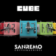 Sanremo Coffee Machines Presents Cube, One-Group Espresso Machine With A Unique Style