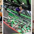 Bouldern, Hüpfen, Fitness: Das geht in Hannover im Bereich Sport und Action