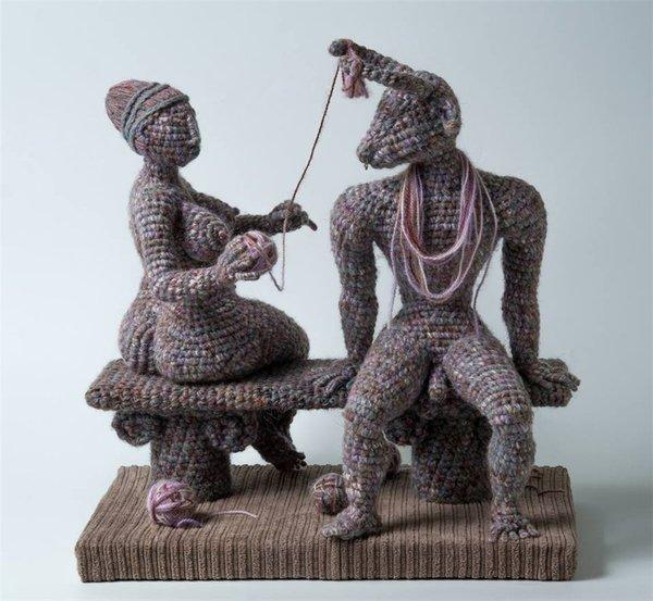 Ariadne & Minotaur par Yulia Ustinova