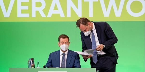"""Kretschmer kritisiert AfD und """"Querdenker"""" für Verhalten in Pandemie"""