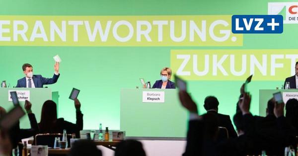 Söder oder Laschet? Sachsens Ministerpräsident Kretschmer drängt auf Klärung