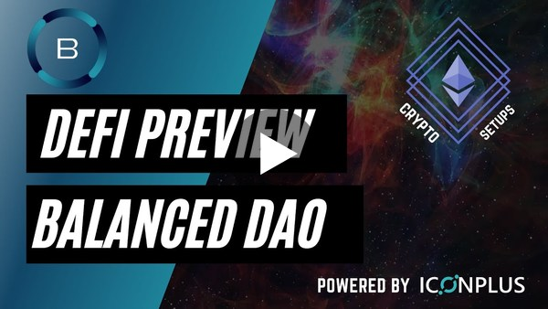 Balanced Preview - How to Mint bnusd