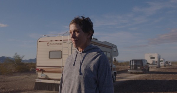 'Nomadland' is the Oscars frontrunner. But its depiction of Amazon has stirred controversy | L.A. Times