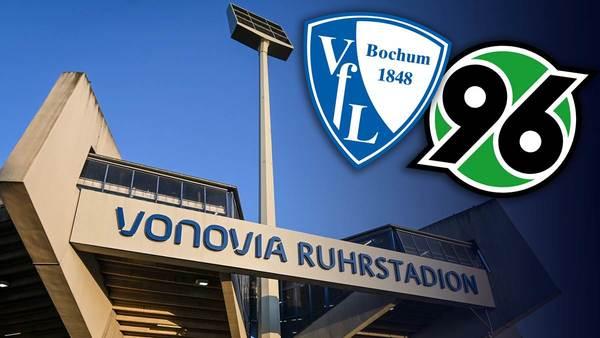 Letzte Infos zum Auswärtsspiel von Hannover 96 beim VfL Bochum - Sportbuzzer.de