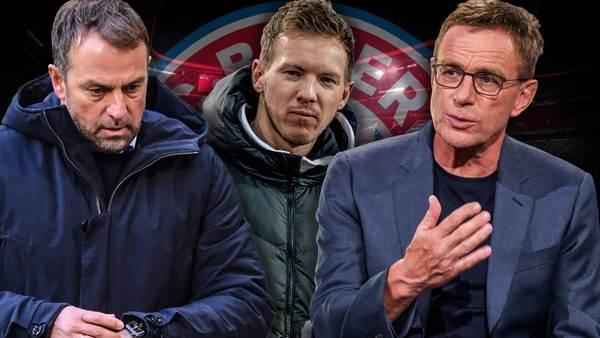 """Die """"N-Frage"""": Will RB Leipzigs Julian Nagelsmann an Bayerns Katzentisch? - Sportbuzzer.de"""