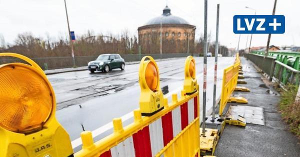 Schlachthofbrücke wird saniert: Sperrung in Leipzigs Richard-Lehmann-Straße