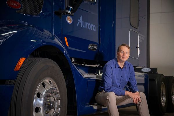 Aurora's Autonomous Car Plan to Catch Up to Waymo: Trucks and Ubers