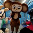 Wilk i Zając, Czeburaszka i inni bohaterowie najsłynniejszych rosyjskich kreskówek na wagonach moskiewskiego metra - NaWschodzie.eu