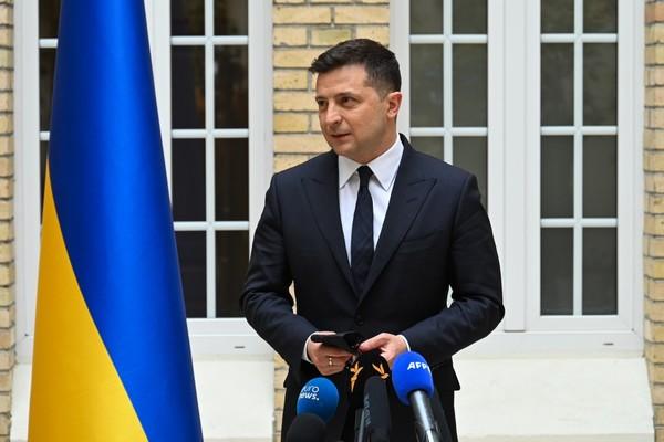 Zełenski: Ukraina powinna być członkiem Unii Europejskiej i NATO - NaWschodzie.eu