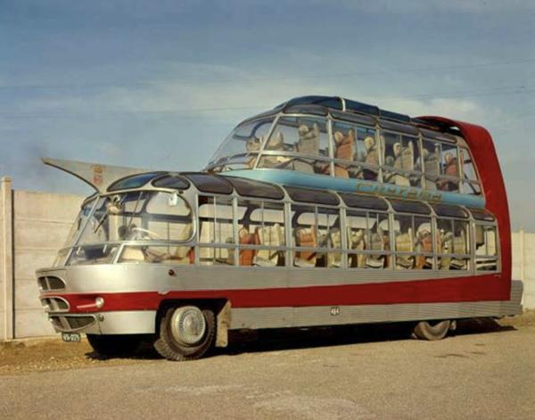 Erinnerungen an die Zukunft: Der Citroen Cityrama.
