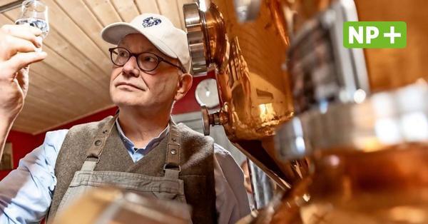 Wie Bäcker Gerhard Bosselmann in der Lüneburger Heide Gin brennt