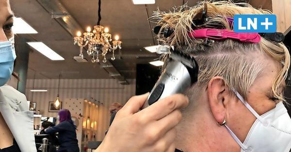 Trotz Notbremse: Friseurbesuch im Herzogtum Lauenburg ohne Schnelltest