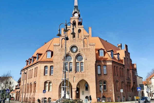 Das Nauener Rathaus. (Foto: Matthias Schütt)