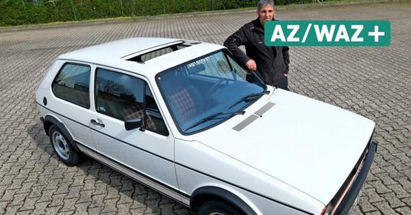 Klassiker des Monats: Dieser VW Golf I GTI ist ein ganz besonderes Auto