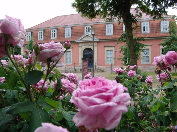 Die königlichen Kuranlangen in Bad Rehburg. (Foto: Beate Ney-Janßen)