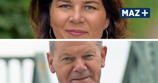 Der Wahlkreis der Kanzlerkandidaten