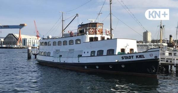 """Traditionsschiff """"Stadt Kiel"""" ist aus der Werft zurück"""