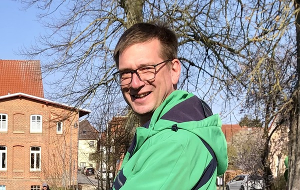 Gesicht des Tages: Jörg Klotz (Foto: Juliane Schultz)