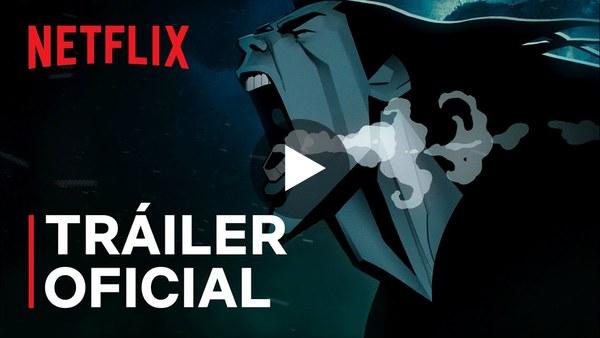 LOVE DEATH + ROBOTS: Volumen 2 (EN ESPAÑOL)   Tráiler oficial   Netflix