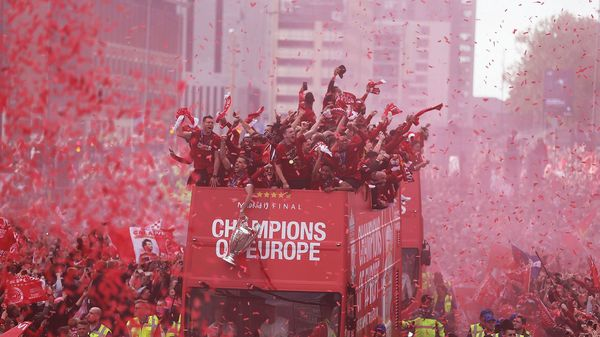 """European soccer goes to war over wealthy clubs' plans for exclusive """"Super League"""""""